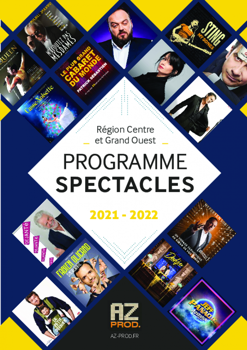 Catalogue Spectacles 2019-2020